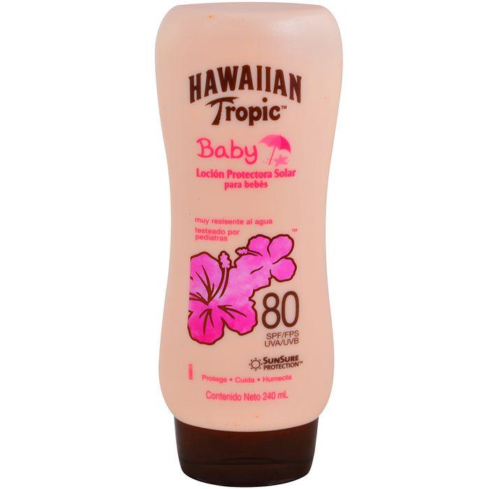 Locion-protectora-HAWAIIAN-TROPIC-baby-fps-80-240-ml