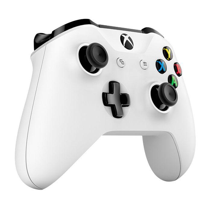 Joystick-inalambrico-XBOX-one-color-blanco