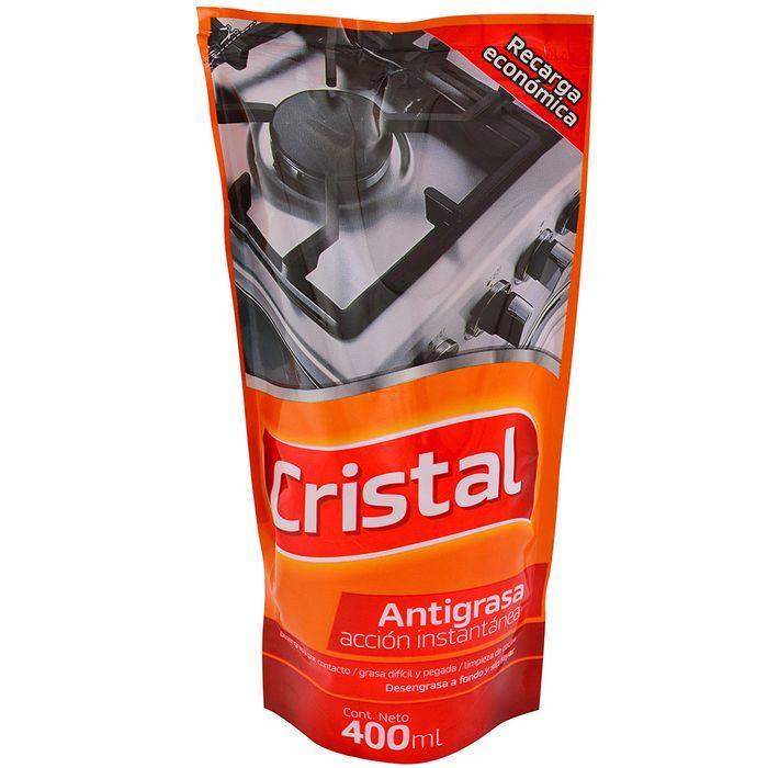 Limpiador-antigrasa-CRISTAL-doy-pack-400-ml