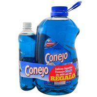 Pack-detergente-liquido-ropa-CONEJO-3-L---800ml