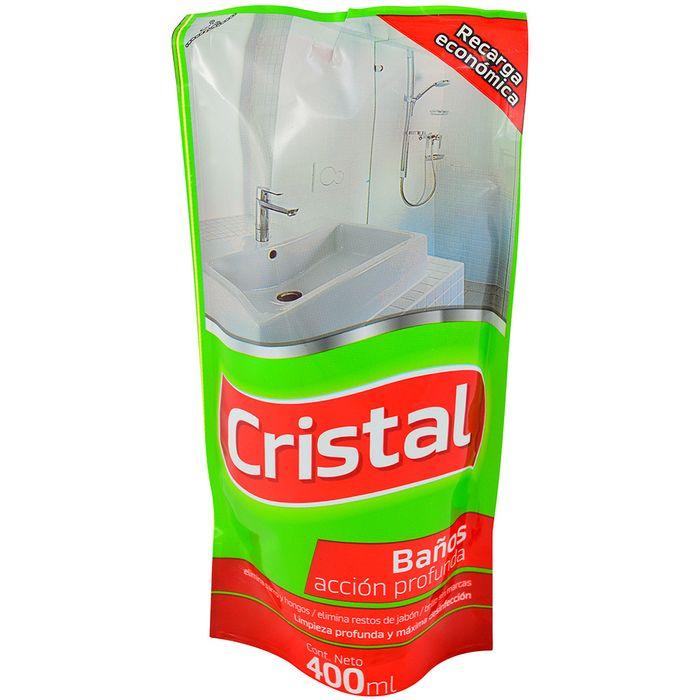 Limpiador-baño-CRISTAL-doy-pack-400-ml