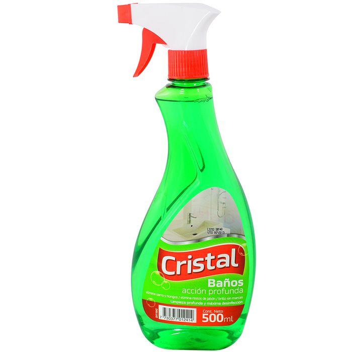 Limpiador-baños-CRISTAL-gatillo-500-ml