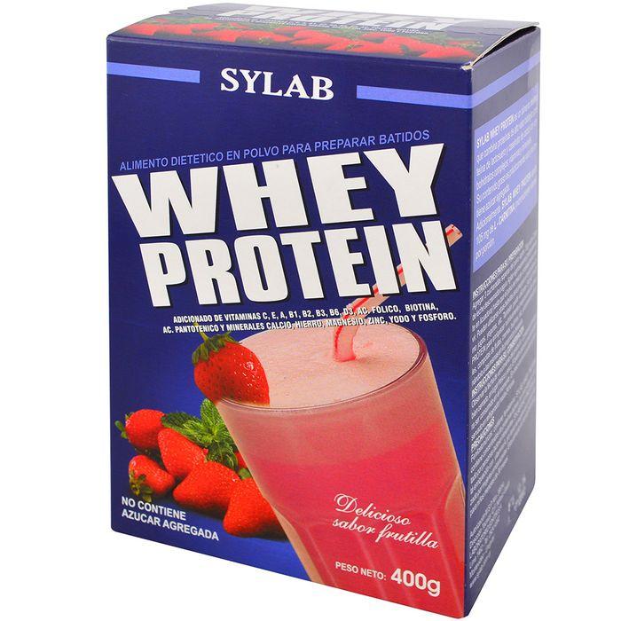 SYLAB-Whey-protein-frutilla-400g