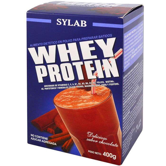 SYLAB-Whey-protein-chocolate-400g