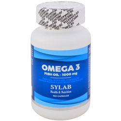 Omega-3-SYLAB-1000mg-100-capsulas