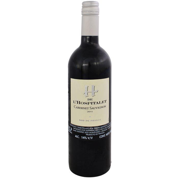 Vino-tinto-cabernet-sauvignon-Chateau-de-L-Hospitalet