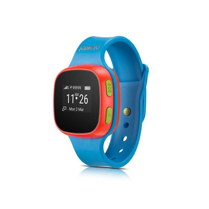 Smart-watch-ALCATEL-Care-time