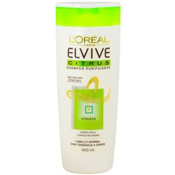 Shampoo-Elvive-Citrus-400-ml