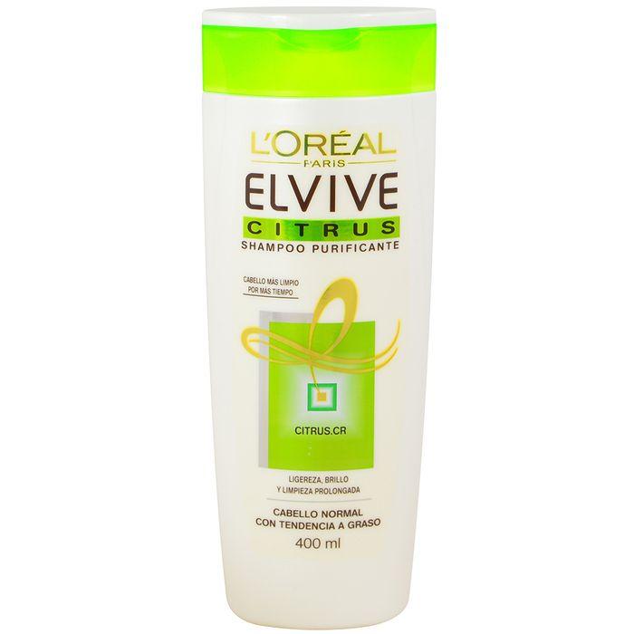 Shampoo-Elvive-Citrus-400-ml