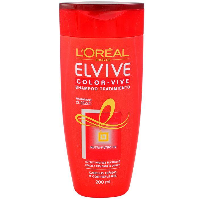 Shampoo-Elvive-Colorvive-200-ml