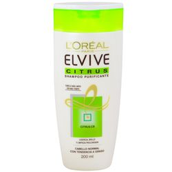 Shampoo-Elvive-Citrus-200-ml