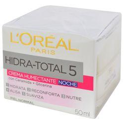 Crema-L-OREAL-Hidra-5-Noche-fco.-50-ml