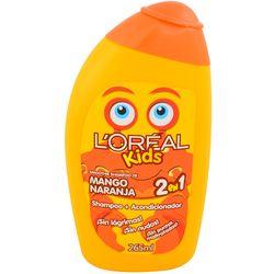 Shampoo-Elvive-kids-naranja-mango-265-ml