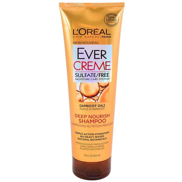 Shampoo-Hair-Expertise-Evercreme-Nurishing-250-ml