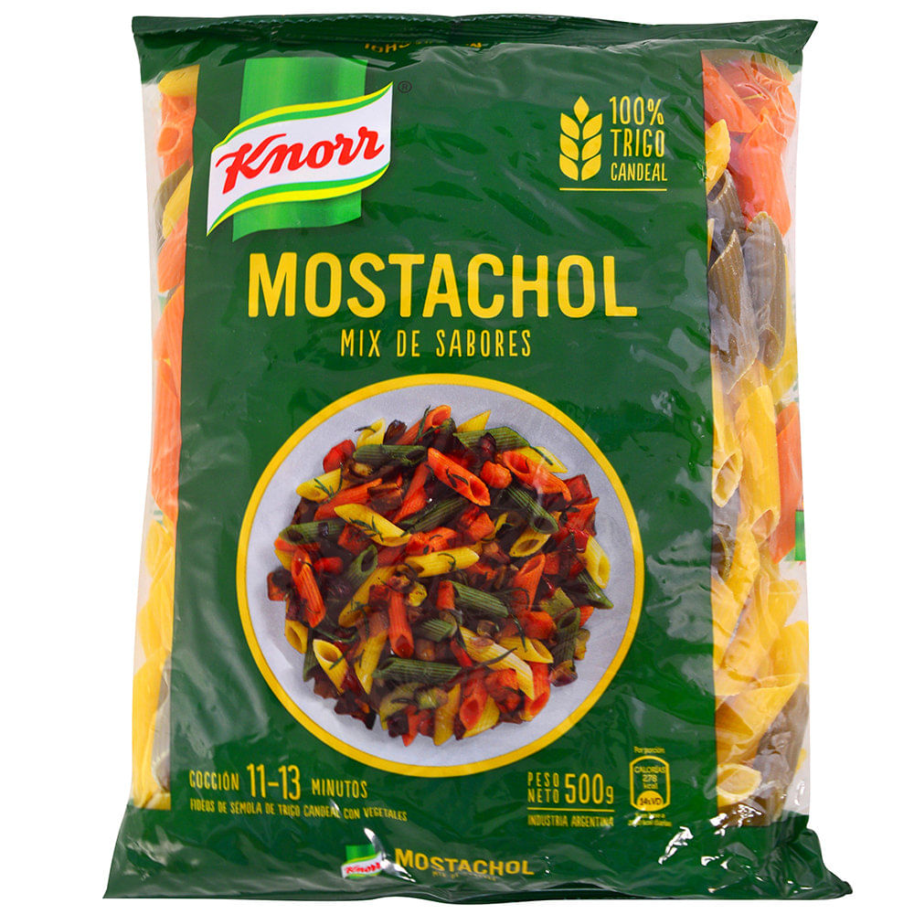 Fideo Knorr mostach mix 500 grs