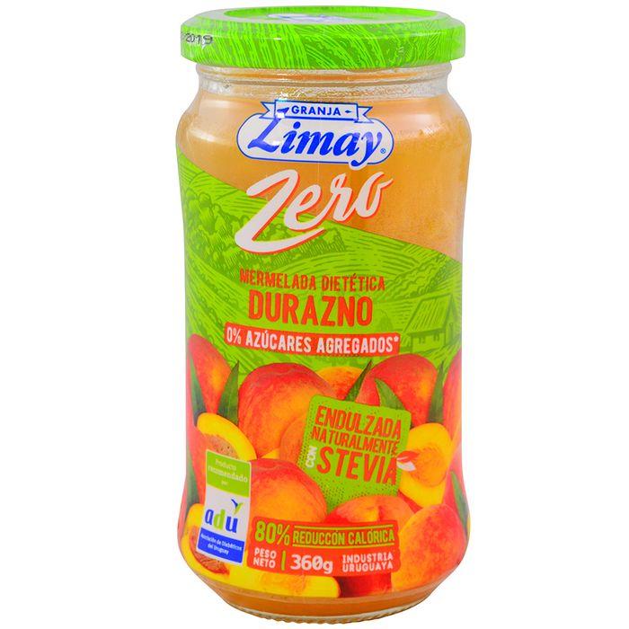 Mermelada-Limay-durazno-zero-azucar-360-g