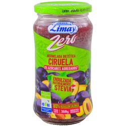 Mermelada-Limay-ciruela-zero-azucar-360-g