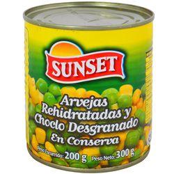 Dueto-Arveja---Choclo-Sunset-300-g