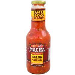 Salsa-pico-de-gallo-mild-Macha-474-g