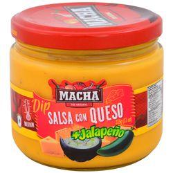 Salsa-dip-de-queso-mas-jalapeño-Macha-315-g