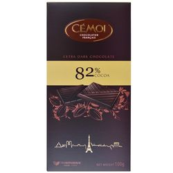 Chocolate-dark-82--cacao-Cemoi-100g