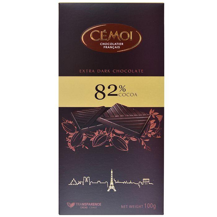 Chocolate-dark-82--cacao-Cemoi-100g