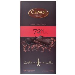 Chocolate-dark-72--cacao-Cemoi-100g
