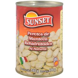 Porotos-de-manteca-Sunset-400-g
