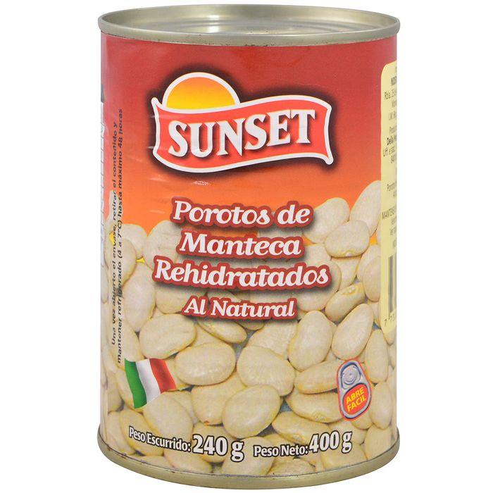 Porotos-de-manteca-Sunset-400-g