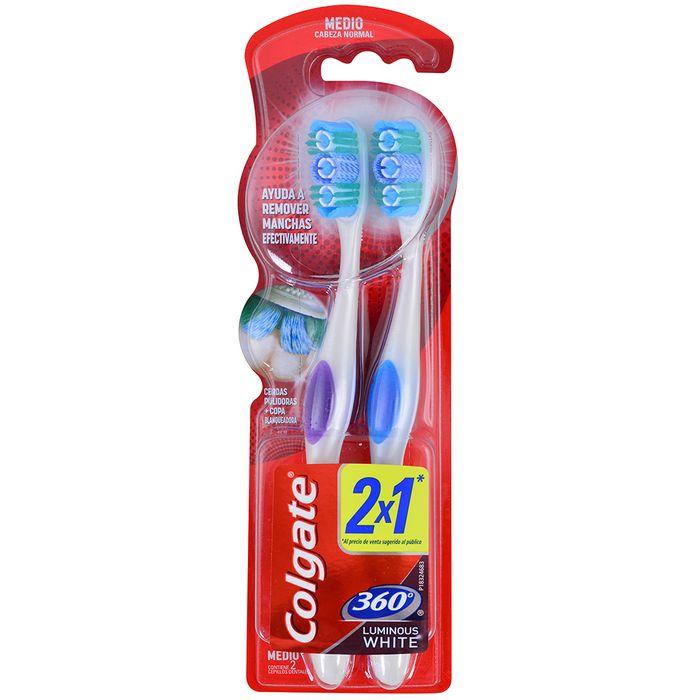 Cepillo-dental-Colgate-360°-Luminous-White-2x1