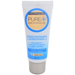 Base-Maybelline-Pure-Plus-Foundation-20-Beige-Claro