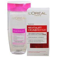 Pack-L-OREAL-crema-cica-repair---desmaquillante-agua
