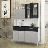 Kit-Mod.-Olimpo-8-puertas-gris-negro-122x185x36cm