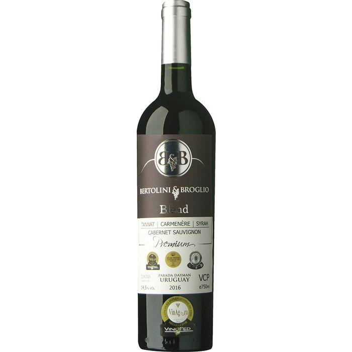 Blend-Premium-Bertolini---Broglio-Tinto-750-cc