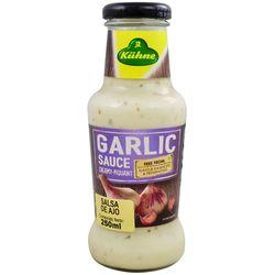 Salsa-Kuhne-garlic-250-g