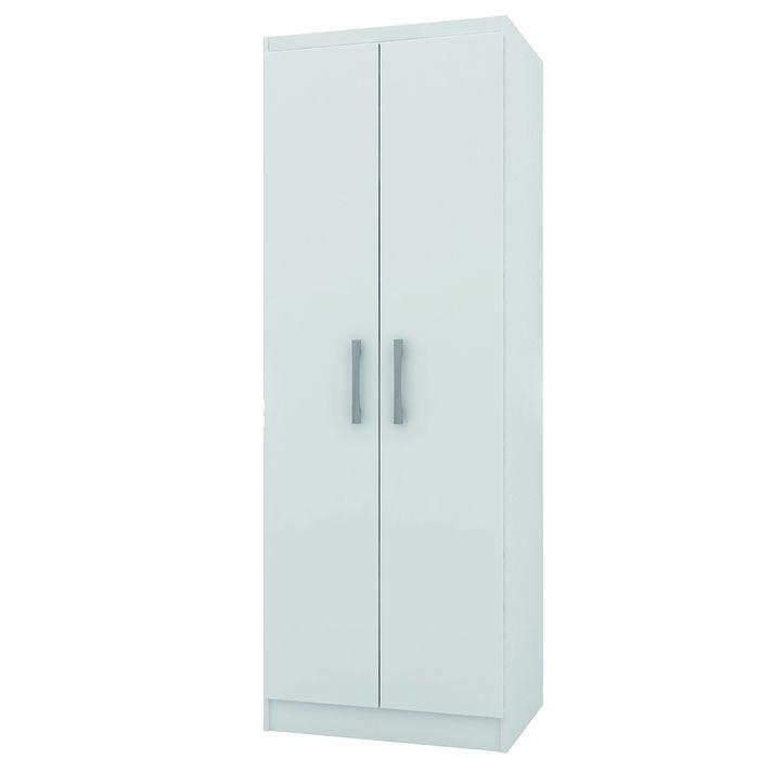 Armario-multiuso-Mod.-Roma-con-estantes-color-blanco-183x55x35-cm