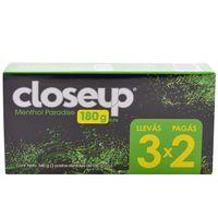 Pack-3x2-crema-dental-Closeup-menthol-180-g