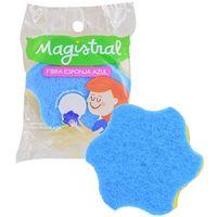 Fibra-esponja-azul-Magistral-superficies-delicadas