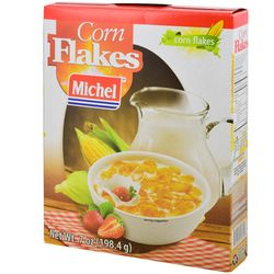 Cereal-corn-flakes-Michel-198-g