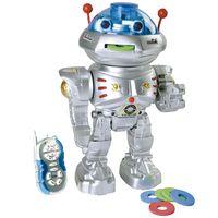 Robot-radiocontrol
