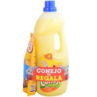 Pack-Conejo-suavizante-2-L---doy-pack-450-ml