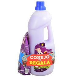 Pack-suaviante-ropa-Conejo-aroma-relax-2-L---450-ml