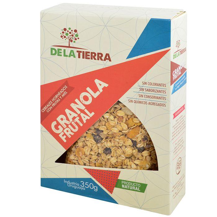 Granola-frutal-De-la-Tierra-350-g