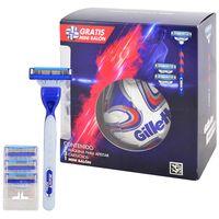Pack-Gillette-maquina-de-afeitar---3-respuestos---pelota