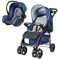 Coche-INFANTI-con-babysilla-Mod.-SE69-azul