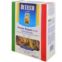 Fideo-penne-rigate-tricolore-De-Cecco-500-g