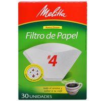 Papel-filtro-Melitta-Nº4