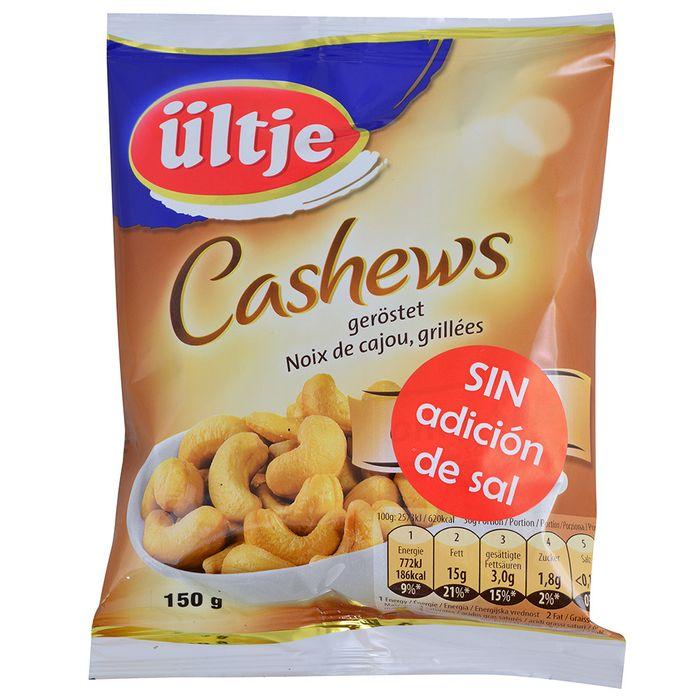 Castañas-de-caju-sin-sal-Ultje-150-g