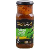 Salsa-hot-mango-Sharwood-bengal-hot-360-g