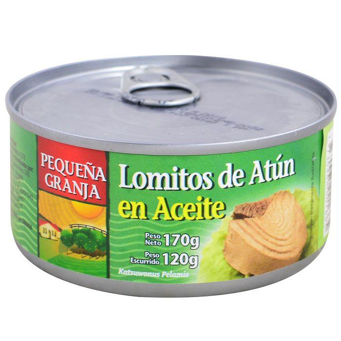 Atun-Lomito-en-Aceite-Pequeña-Granja-170-g